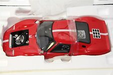 1/12 GMP FORD GT40 ROAD VERSION IN RED , NEW , 1 OF 200