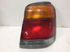 99 00 subaru forester right passenger tail light lamp taillight taillamp oem