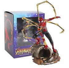 SPIDER-MAN Avengers Infinity War diorama 21 cm Spiderman collectors figure