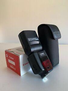 Canon Speedlite 580EX II TTL Flash Gun for Canon (used) - Excellent condition