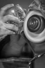 Scheggiata Waterford Calice, Vino, Champagne, whisky, servizio di riparazione di cristallo