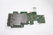 HP ProBook 6450B 6550B 6555B Audiobuchsen + PCMCIA Card Reader PCB