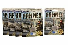 5 Pill The Hammer Men's Powerful Sexual Health Performance Enhancing Supplement
