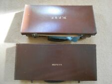 More details for masonic regalia. leather cases, sash, apron, certificates, books, as found.