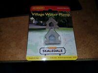 OO Gauge Hornby R9796 Village Water Pump Building for model railway