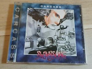 Carcass Swansong CD