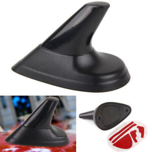 Black Dummy Shark Fin Style Antenna Aerial Fit For SAAB 9-5 9-3 Sport Aero