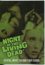 Night Of The Living Dead Promo Card   2   (cast; visit website)