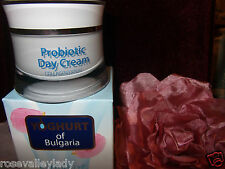 PROBIOTIC DAY CREAM COLLAGEN EXPERT WITH  PURE  ROSE OIL & BULGARIAN YOUGHURT