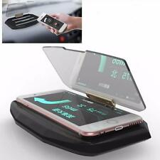 Universal GPS Navigation Through Projection HUD Head Up Display Phone Holder