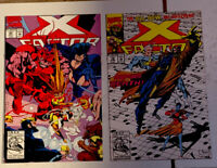 X-FACTOR #79 & #80 MARVEL COMICS X-Men 1992JUNE - JULY- SEALED IN PLASTIC #7