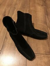 Women's KIT Suede Boots Size 6, EXCELLENT As Worn Twice