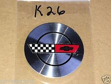 Corvette wheel center cap emblem cover 86 GM