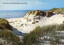 Alte Postkarte - Groeten uit Egmond aan Zee