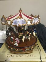 Mr Christmas Gold Label Collection The Carousel 30 Songs, 15 Carols - Tested