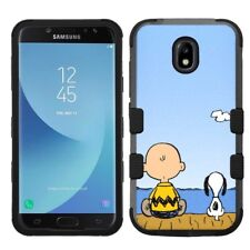 Samsung Galaxy J3 (2018) Galaxy Express Prime 3 Case Snoopy #F