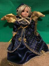 Rare Vintage Porcelain Fairy Godmother Doll