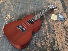 Left Handed Kala Makala MK-C Concert Ukulele Uke Fitted With Aquila Strings