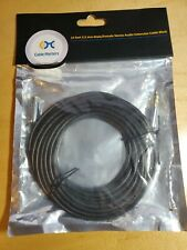 Cable Matters Male/Female Headphone 3.5mm Extension Cable 15ft