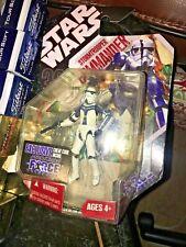 Hasbro Star Wars Force Unleashed Stormtrooper Commander (Exclusive Cheat Code)