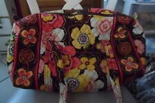 Vera bradley  small duffel bag travel  Buttercup pattern