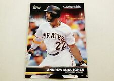 2016 Topps WalMart Marketplace Baseball Card Andrew McCutchen Pittsburgh Pirates