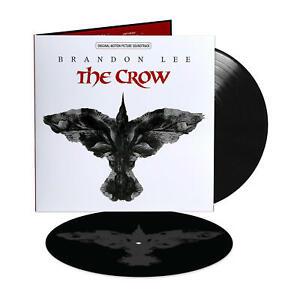 The Crow - 2 x Etched Vinyl - Original Score - Limited 4500 - Various