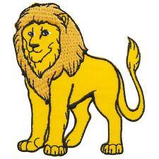 The Lion Tiger King Animal Wild Rasta Safari Park Zoo Circus Iron-On Patch #A212