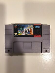 The Wizard Of Oz Super Nintendo Authentic SNES Tested