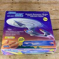 Star Trek TNG Starship Enterprise Glider Collectors Edition Vintage 1993