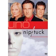 cofanetto con tutti o 5 dvd/film Stagione uno 1 completa Nip Tuck - ottimo