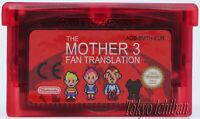 Jeu Mother 3 Fan Translation - Nintendo Game boy Advance GBA SP / DS - PAL EUR