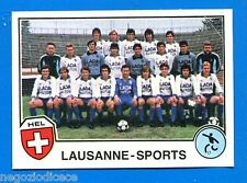SPORT SUPERSTARS -Panini 1982- Figurina-Sticker n. 170 - LAUSANNE -HEL-Rec