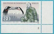 Berlin aus 1984 ** postfrisch MiNr.722 - Alfred Brehm! Formnummer 3!