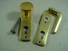 efha 201K AP Wechselbeschlag für PZ Profilzylinder, eloxiert, 153 mm lang.
