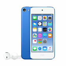 Apple iPod Touch 6th Generation 64GB Blue MKHE2LL/A