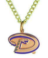 Arizona Diamondbacks MLB Throwback Logo Necklace