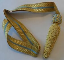 RAF Officers Gold Sword Knot, Army, Royal/Sword Knot