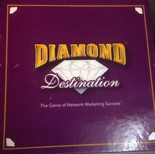Diamond Destination The Game of Marketing Success board game Direct Networking