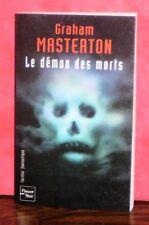 Graham Masterton - Le démon des morts / Fleuve Noir
