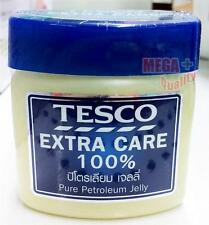 Tesco Extra Care 100% Pure Petroleum Jelly Moisturize Heal Skin Care 50g