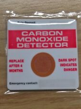 CO Carbon Monoxide Detector Patches **2 for the price of 1**