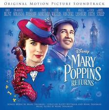Mary Poppins Returns - Original Soundtrack [CD] Sent Sameday*