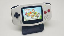 Gameboy Advance GBA Gameboy Themed Backlight IPS V2 - Rechargeable Battery