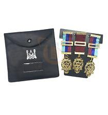 Masonic Regalia Pocket Jewel Holder / Wallet masonic carry case MC050