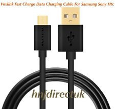 Samsung Galaxy S7 S6 Edge S5 S4 Fast Charge Strong Heavy Duty Charger Lead Cable