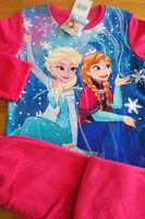 Joli pyjama long Reine des Neiges DISNEY polaire 4 à 10 ans nouveau