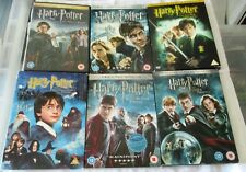 Harry Potter - DVD BUNDLE - 6 DVD PACKS - SEE LISTING FOR WHAT IS INCLUDED