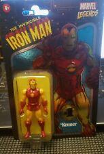 "Marvel Legends Retro - The Invincible Iron Man 3.75"" Action Figure Variant"