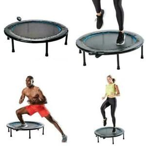 Trampoline Circuit Trainer 36 Inch GOLDS GYM Fitness Exercises Adjustable Legs